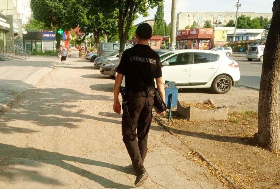 На Буюканах задержали закладчика наркотиков