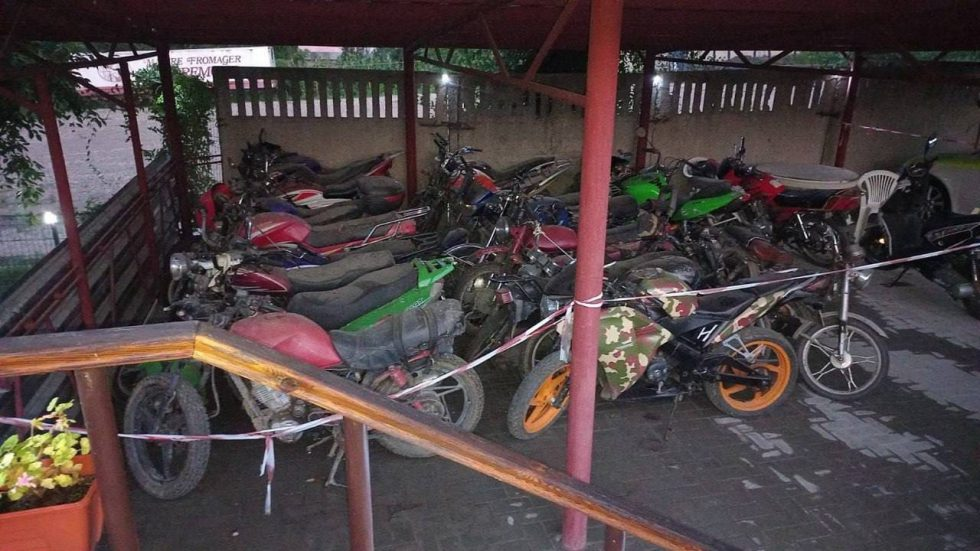 Полиция напоминает мотоциклистам о правилах безопасности на дорогах