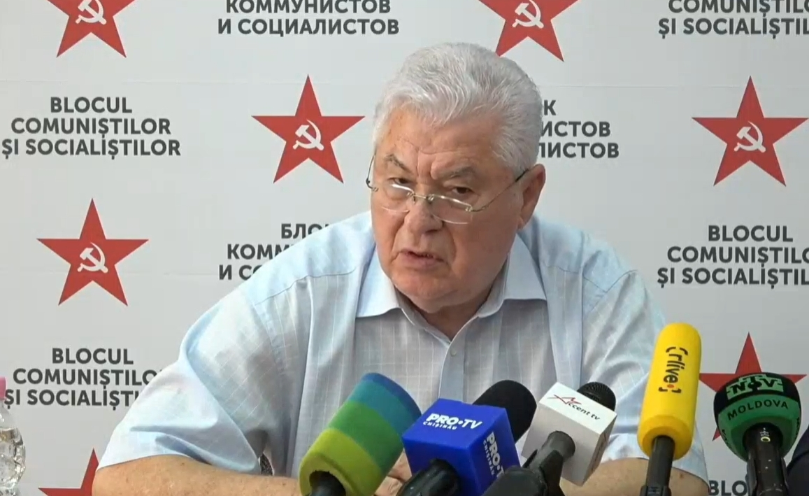 Владимир Воронин призывает граждан сделать 11 июля осознанный выбор: Голосуйте за тех, кто действительно сможет навести порядок! (ВИДЕО)