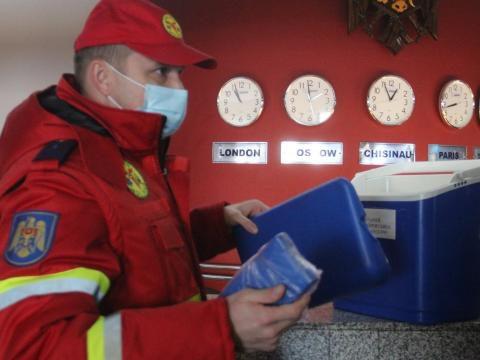 В румынскую больницу доставили сыворотку от ботулизма из Молдовы