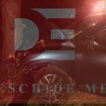 Водитель-лихач врезался в дерево: два пассажира в больнице