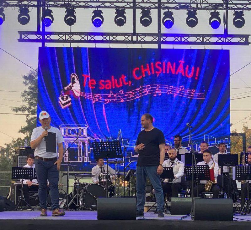 """Сегодня завершается фестиваль """"Приветствую тебя, Кишинёв!"""": пройдёт много интересных мероприятий"""