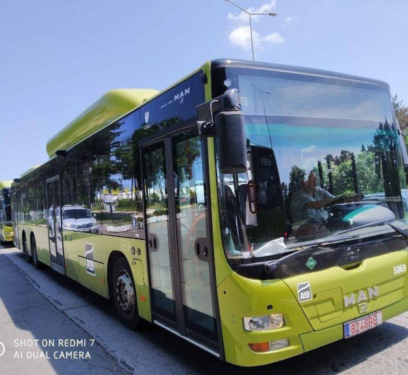 Чебан: По пригородным пассажирским маршрутам будет распределено 58 автобусов