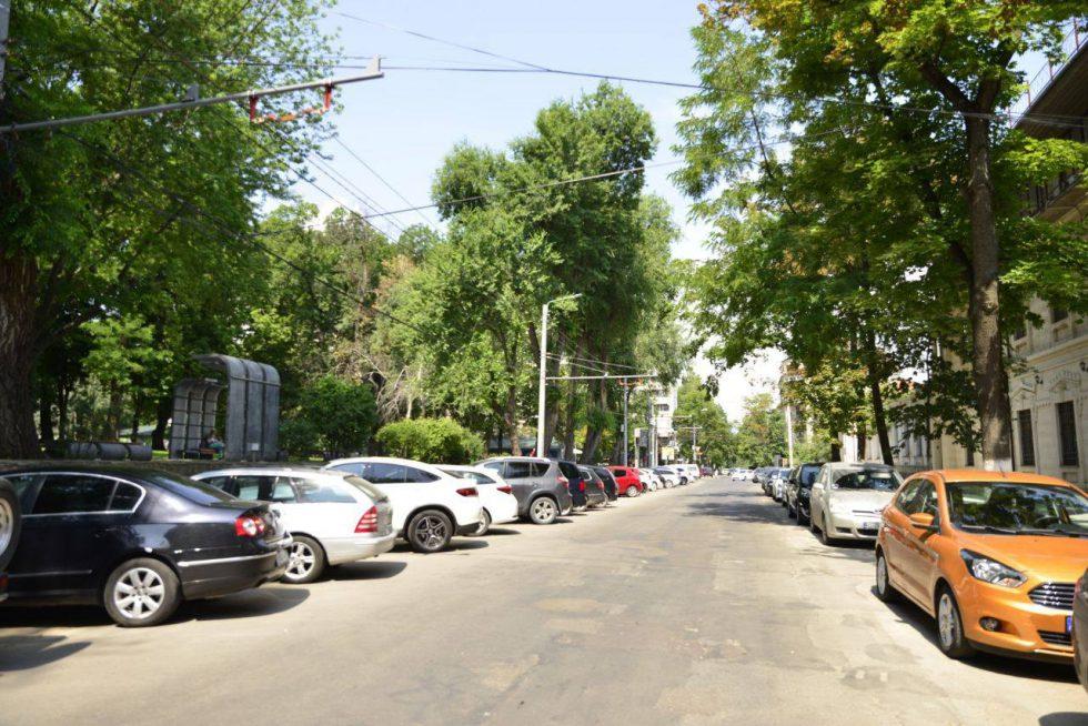 На этой неделе по улице Колумна запуcтят новый троллейбусный маршрут