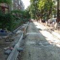 Работы в рамках проекта «Комфортный двор» в Кишинёве идут полным ходом