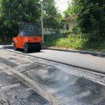 На многих столичных улицах ведутся ремонтные работы (ФОТО)