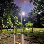 Продолжается работа по запросам, поданным на eu.chisinau.md: во дворах ремонтируются системы освещения
