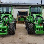 Для нужд «Ассоциации по управлению зелёными насаждениями» Кишинёва приобретена новая техника