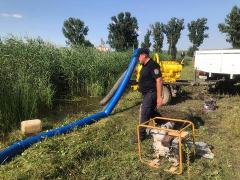 Из-за дождей пострадали десятки гектаров сельскохозяйственных угодий (ВИДЕО)