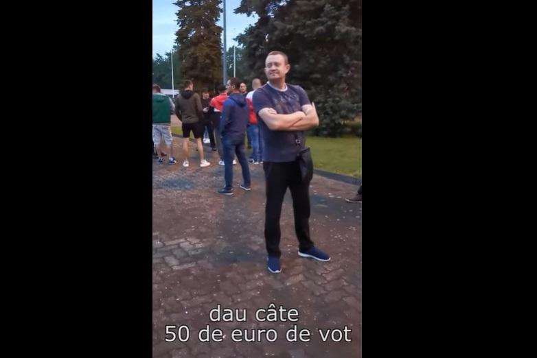 Голосование диаспоры: «Может, дадут по 50 евро. На президентских давали» (ВИДЕО)