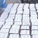 Контрабанда на границе: в Кагуле задержали полный микроавтобус сигарет