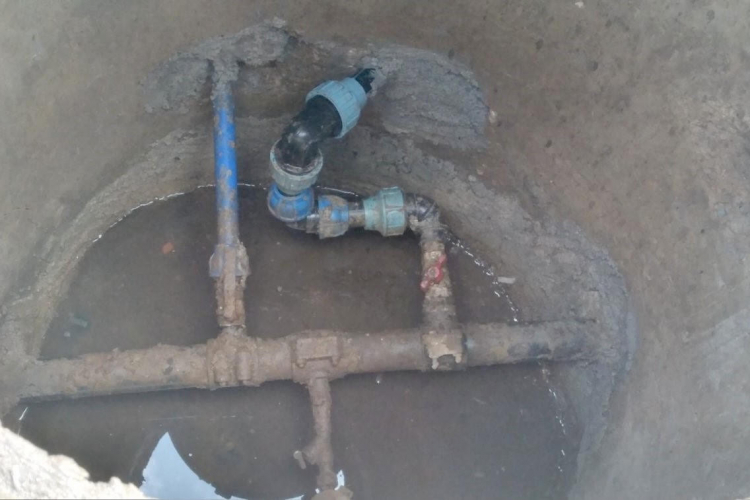 Поставщик отключил ещё одного агента, нелегально подключившегося к водоснабжению