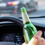 Выпил - за руль не садись: горе-водитель протаранил забор