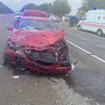 ДТП на трассе: пострадали 3 женщины и несовершеннолетний