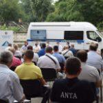 Национальное агентство автомобильного транспорта и НАЦ проводят программу по противодействию коррупции