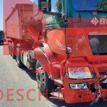 Страшное ДТП в Чимишлии: трактор разорвало пополам после столкновения с грузовиком (ФОТО)