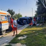 Двое подростков пострадали в ДТП в Страшенском районе