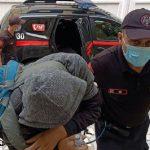Гулял по улицам столицы: объявленного в розыск мужчину задержали карабинеры