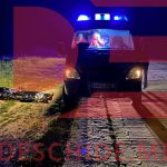 Пьяный пешеход попал под автомобиль в Страшенах