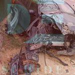 В Оргееве водитель Lexus врезался в забор: мужчина в больнице