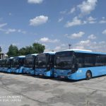 Автобусов в столице всё больше: доставлена очередная партия из 9 единиц