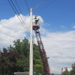 До конца текущего года на многих улицах Кишинёва модернизируют уличное освещение