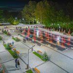 Работы по установке освещения были выполнены по десяткам адресов в Кишинёве