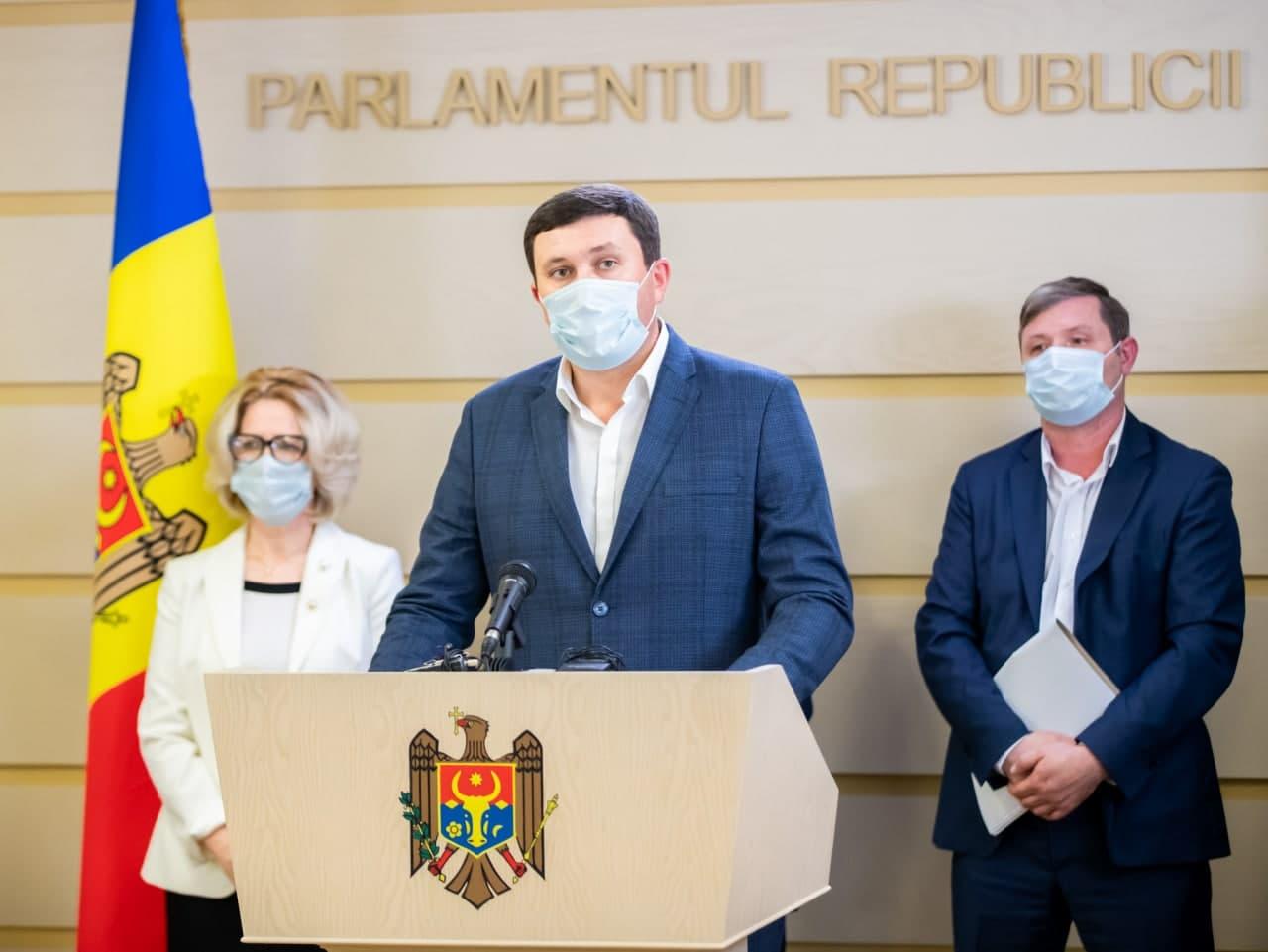 """Односталко: Наши социальные инициативы станут """"лакмусовой бумажкой"""" для парламентского большинства (ВИДЕО)"""
