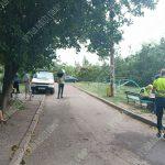 В центре Тирасполя сбили ребёнка. Водитель сбежал с места ДТП