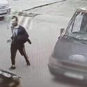 В столице задержали рецидивиста, обокравшего припаркованный автомобиль (ВИДЕО)