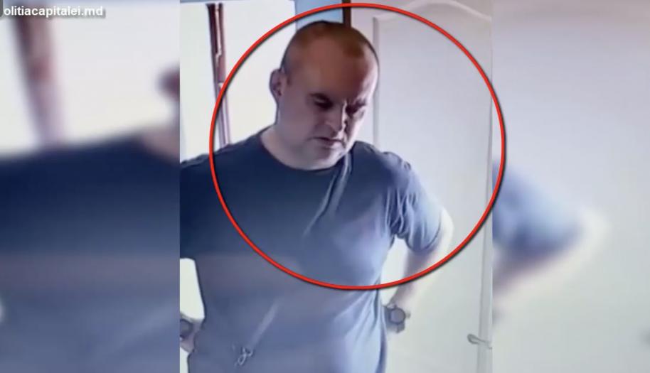 Проник в чужой дом: сотрудниками полиции разыскивается подозреваемый в краже (ВИДЕО)