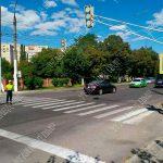 """Переходил на """"красный"""": в Тирасполе сбили пешехода"""
