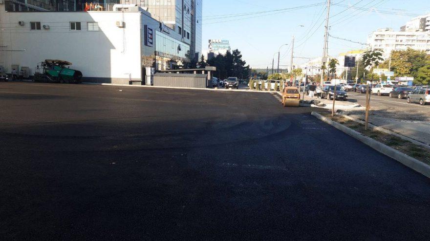 Ремонт дорог и тротуаров, обустройство парковок: Ион Чебан рассказал о текущих работах в Кишинёве