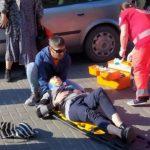 В Комрате автомобиль сбил женщину. Водитель скрылся с места ДТП