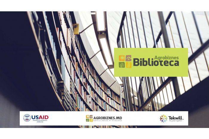 В Молдове появилась первая цифровая сельскохозяйственная библиотека