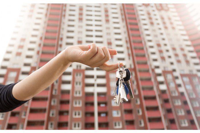"""По программе """"Первый дом"""" приобретено почти 6 800 единиц жилья"""