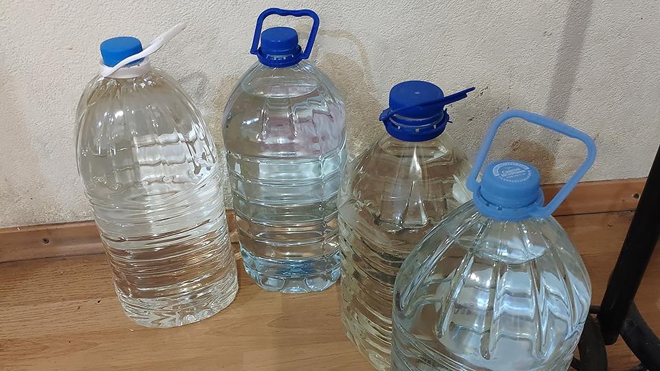 Некоторые жители коммуны Гидигич останутся без воды в субботу