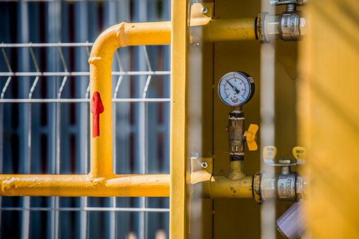 Объём потребления газа в Молдове вырос в августе на 7,4% по сравнению с прошлым годом