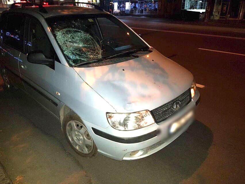 Полиция бьёт тревогу: за две недели в столице произошло 30 ДТП с участием пешеходов (ФОТО)