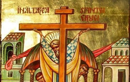 Игорь Додон поздравил граждан с днём Воздвижения Креста Господня