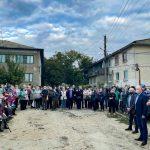 Игорь Додон встретился с жителями Вулканешт