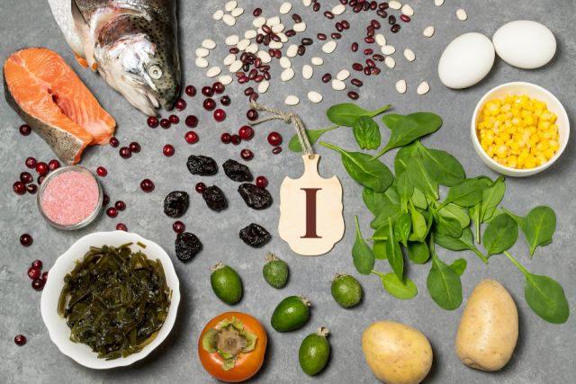 Топ-5 продуктов с высоким содержанием йода