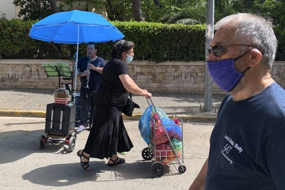 COVID-ситуация в мире: Греция ввела жёсткие ограничения для непривитых