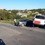 На трассе Хынчешть-Леова произошло цепное ДТП: госпитализирован ребёнок (ФОТО)