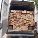 Бывший пограничник пытался незаконно ввезти в Молдову древесину