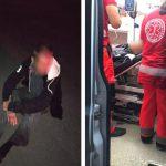 Карабинеры помогли жителю Комрата, потерявшему сознание на улице