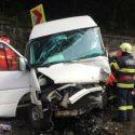 В Румынии произошло серьёзное ДТП с участием граждан Молдовы: 8 человек госпитализированы