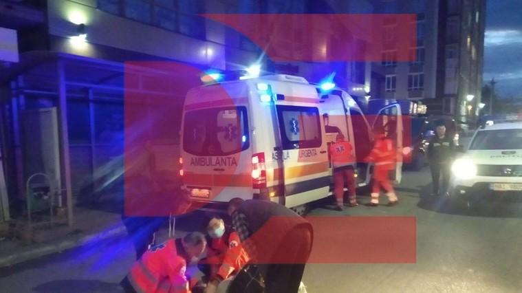 Школьница попала под колёса автомобиля в столице