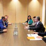 Генпримар Кишинёва на встрече с мэром Баку: Мы открыты для сотрудничества