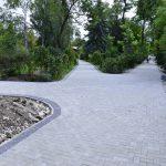Завершается обустройство парка по улице Сармизеджетуса
